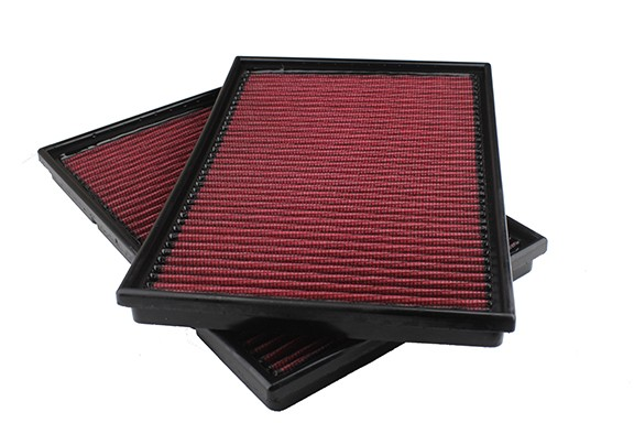 Mercedes AMG GTS M178 High Flow Reusable Direct Replacement Air Filter Set