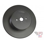 2003 - 2007 UPD Mercedes M113K AMG 72MM Fixed Supercharger Pulley