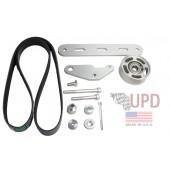 2003 - 2007 UPD M113K AMG Mercedes Belt Wrap Kit