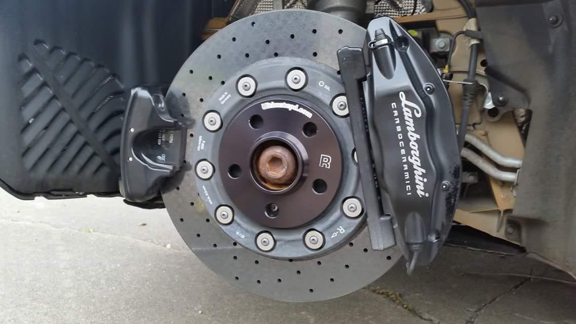 Lamborghini Huracan 11MM Hubcentric Wheel Spacers